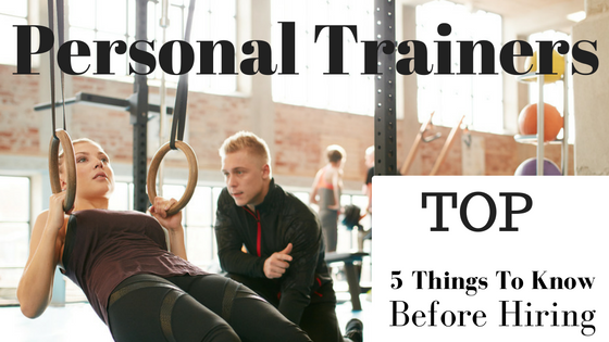 personal trainers Baton Rouge